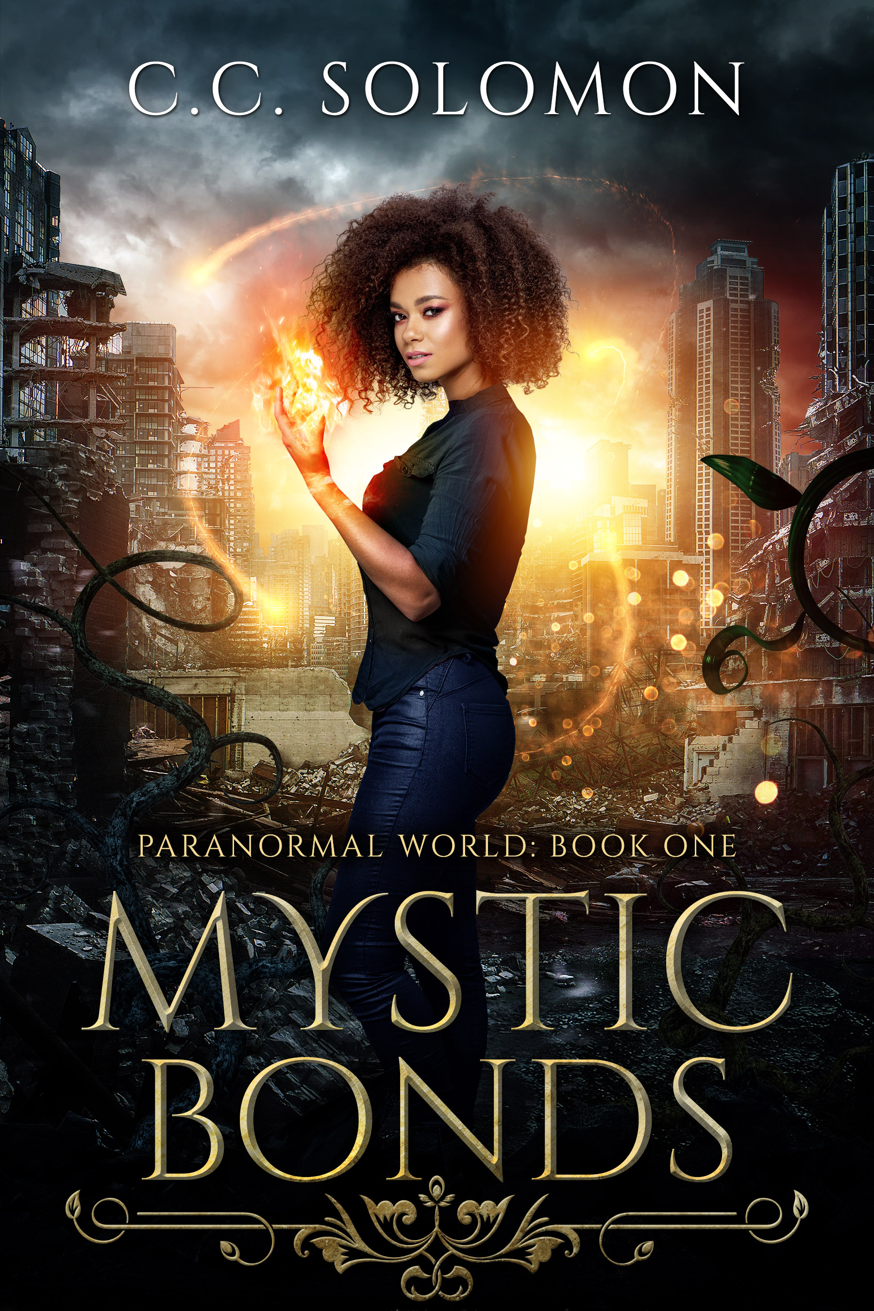 Mystic Bonds Book Cover